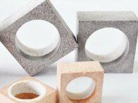 叶腊石合成块