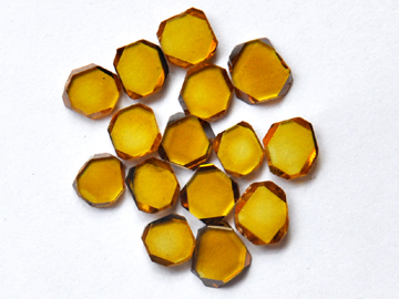 Industrial large single crystal