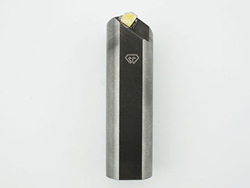 Ultra-polished milling cutter