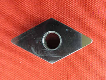 PCBN turning tool blade