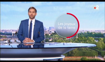 法国电视台二访hua晶公si创收视新高
